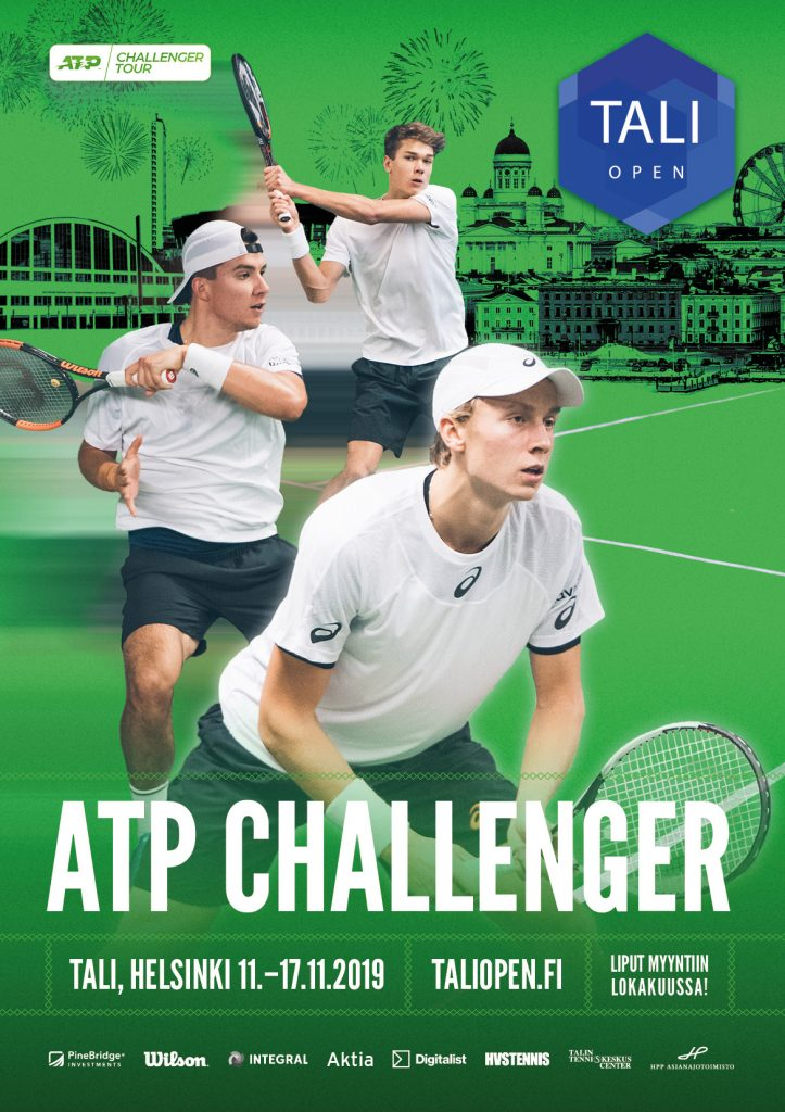 ATP Challenger jälleen Talissa